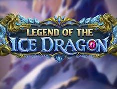 Legend of the Ice Dragon logo