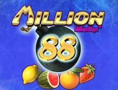 Million 88 logo