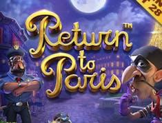 Return to Paris logo