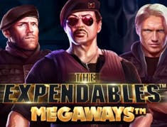 The Expendables Megaways logo