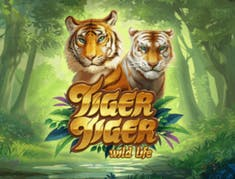 Tiger Tiger Wild Life logo
