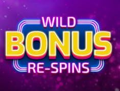 Wild Bonus Re-Spins logo